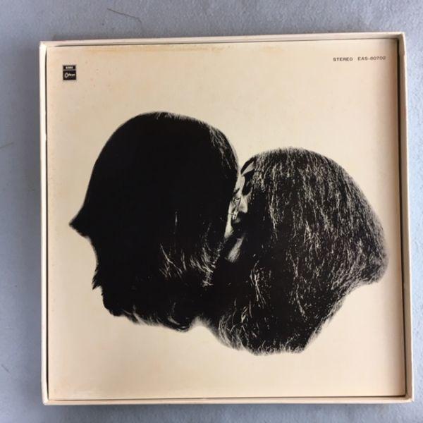 【帯付き完品】ジョン&ヨーコ/ウェデイング・アルバム【EAS-80702】John & Yoko_画像3