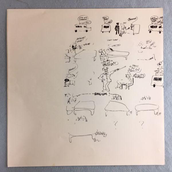 【帯付き完品】ジョン&ヨーコ/ウェデイング・アルバム【EAS-80702】John & Yoko_画像9