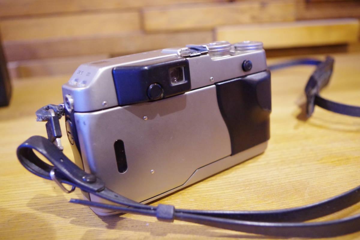 CONTAX G1 フィルムカメラ レンズセット ストロボおまけ_画像3