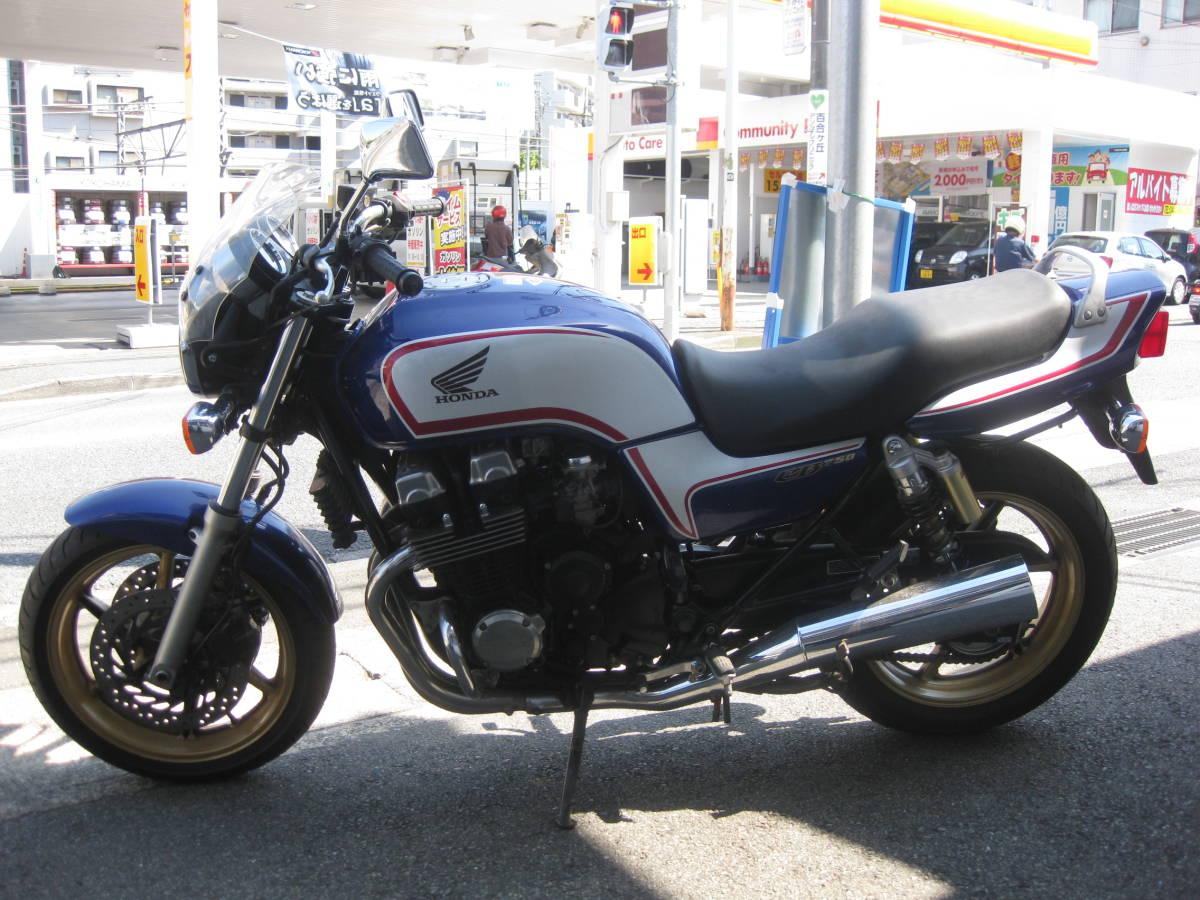 Honda ホンダ  CB750-2 RC42 17年式  ノーマル車両です。_画像2