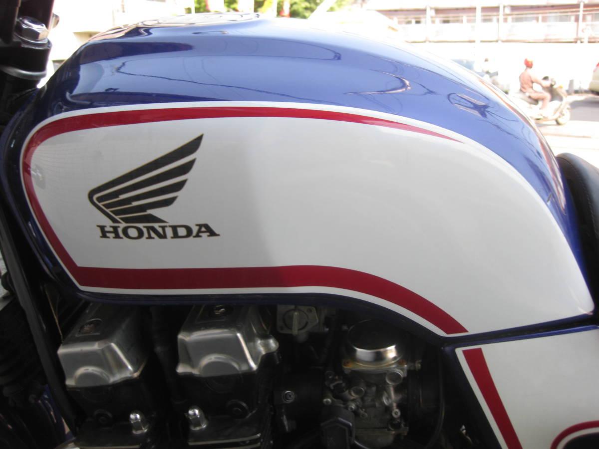 Honda ホンダ  CB750-2 RC42 17年式  ノーマル車両です。_画像9