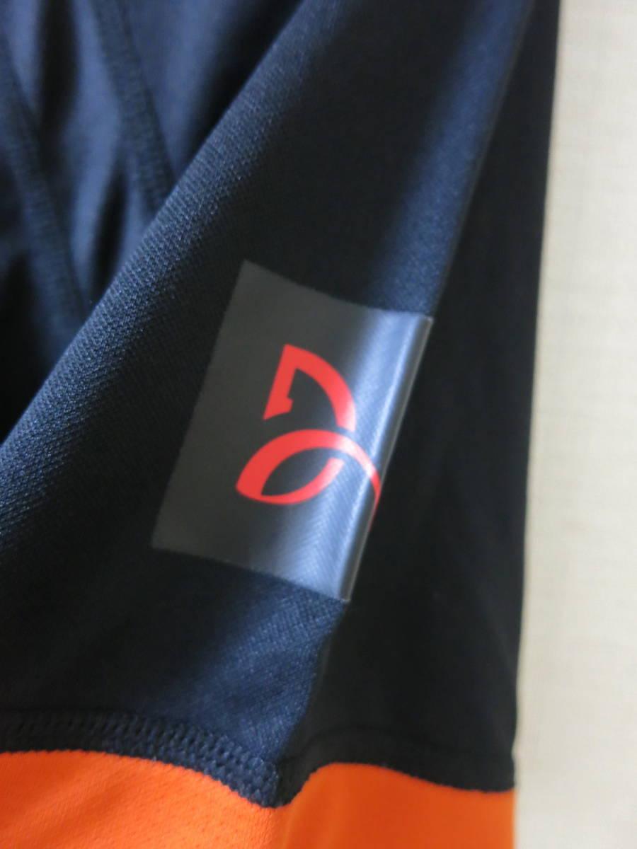 ユニクロ ★ 2015 全仏オープン ノバク ジョコビッチ モデル ポロシャツ S ★ UNIQLO テニス ウェア NDドライEX_画像4