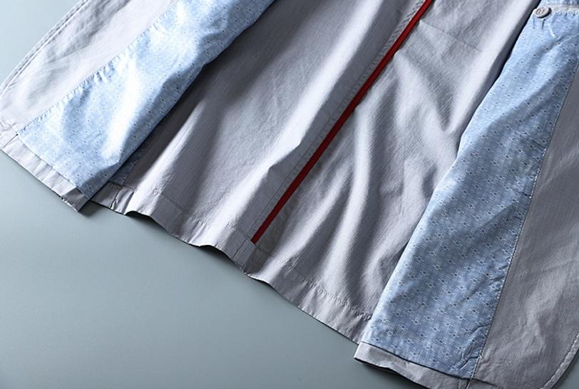 新入荷!春夏新品★100%綿★ 高品質★ 紳士服 メンズ 紳士服 上着 ジャケット 2色 3XL_画像10