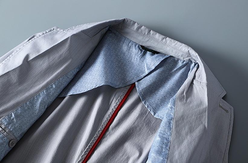 新入荷!春夏新品★100%綿★ 高品質★ 紳士服 メンズ 紳士服 上着 ジャケット 2色 3XL_画像5
