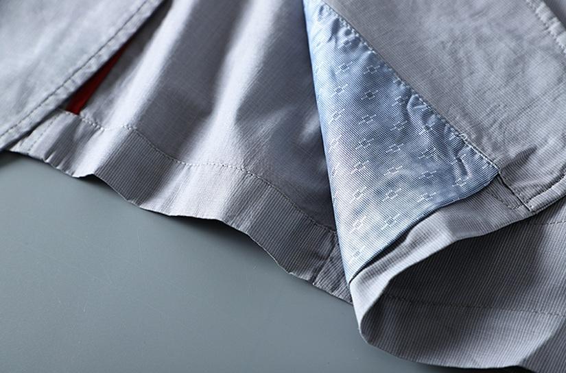新入荷!春夏新品★100%綿★ 高品質★ 紳士服 メンズ 紳士服 上着 ジャケット 2色 3XL_画像8