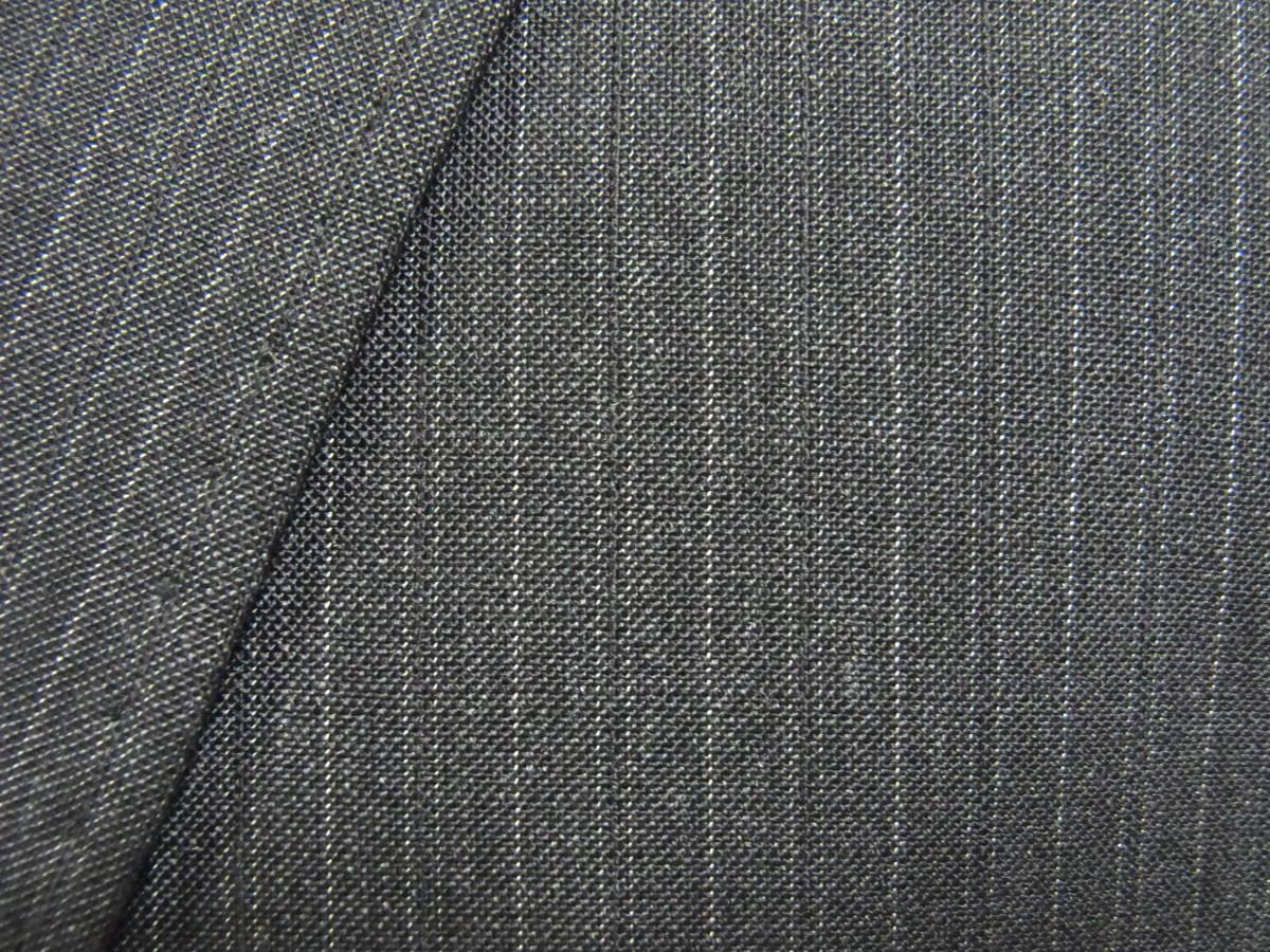 ドルチェ&ガッバーナジャパン正規品 グレーストライプ2ボタンスーツ_画像5