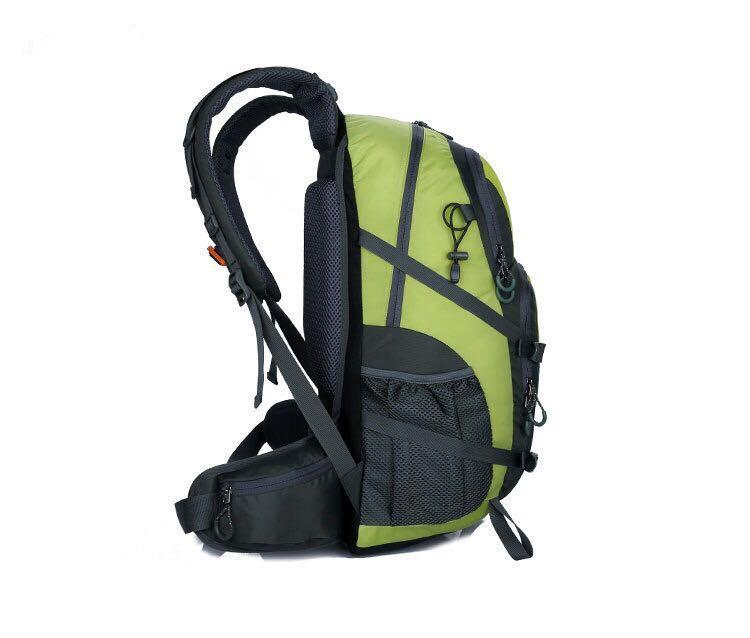 登山リュック バックパック 大型リュック 50L 軽量 大容量 ナイロン アウトドア ハイキング 旅行用 釣り ダイビング BN-11_画像1