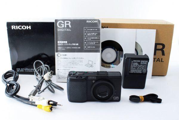 ■新品級■RICOH GR DIGITAL■6795 リコー拍賣