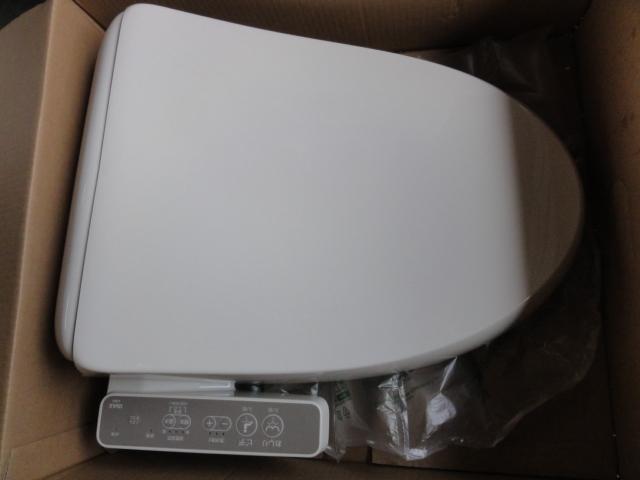 南83 INAX LXIL ウォッシュレット 便座 CW-D11-LP 2019年製