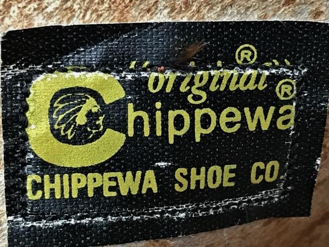 新品 チペワ 黒タグ オイルレザー ブーツ インディアン ネイティブ ワークブーツ アメリカ製 USA製 エンジニアブーツ レザーシューズ 革靴_画像4
