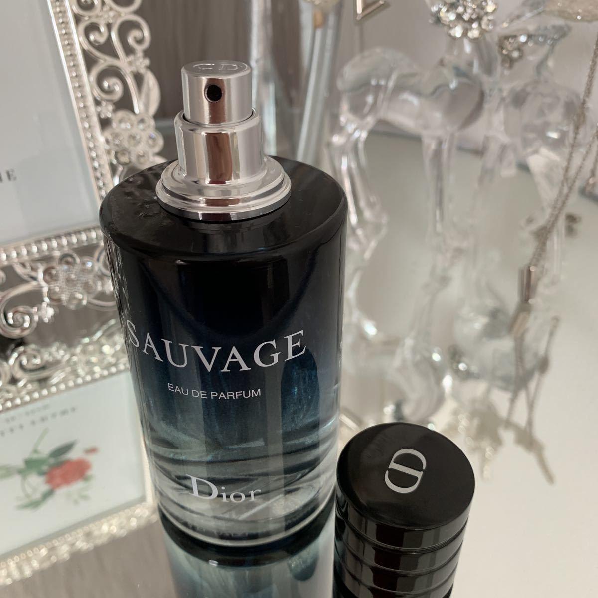 Dior ソバージュ オードパルファム 100ml ディオール メンズ 香水 ②