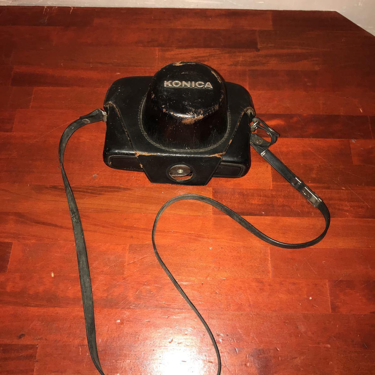 ★☆カメラ★☆KONICA コニカ AUTO S1.6 レンズ HEXANON 1:1.6 f=45mm