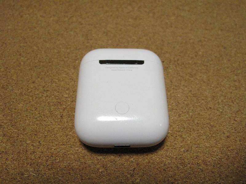 Apple アップル Air Pods エアーポッズ A1602 ワイヤレスイヤホン Bluetooth接続 MMEF2J/A_画像2