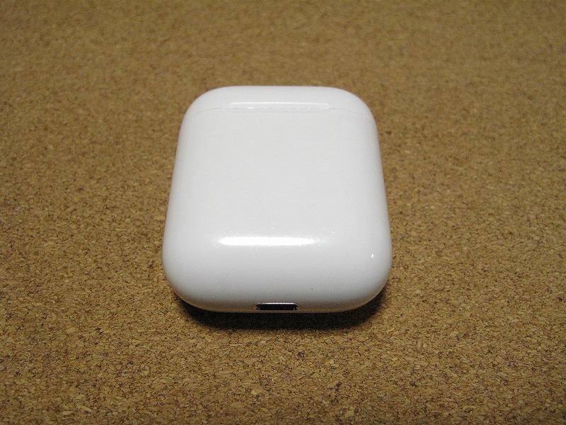 Apple アップル Air Pods エアーポッズ A1602 ワイヤレスイヤホン Bluetooth接続 MMEF2J/A_画像3