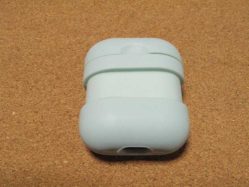 Apple アップル Air Pods エアーポッズ A1602 ワイヤレスイヤホン Bluetooth接続 MMEF2J/A シリコンケース付き_画像9