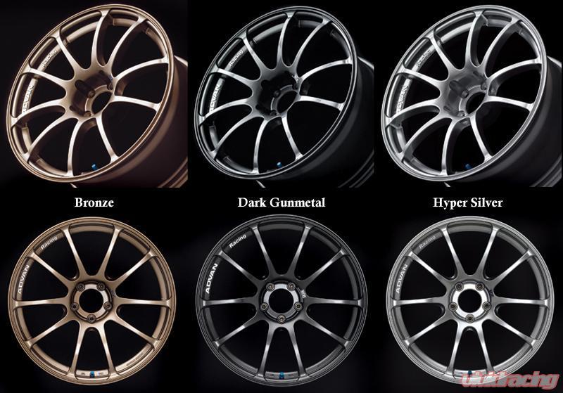 【送料無料】BMW用 人気の軽量ヨコハマホイール ADVANレーシング RZ 新品(展示品)4本セット 18インチ(F)8.0J(R)9.0J_画像9