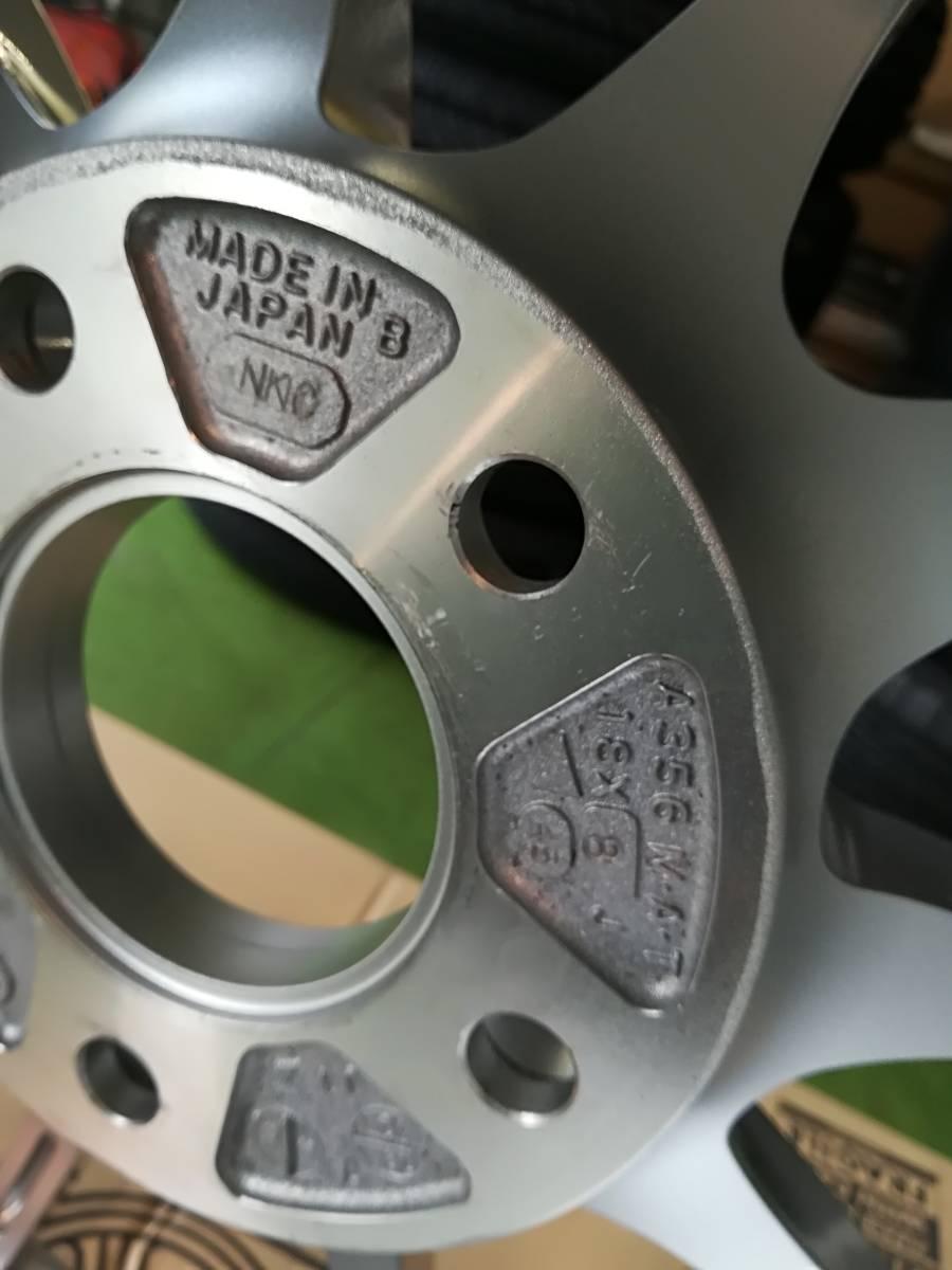 【送料無料】BMW用 人気の軽量ヨコハマホイール ADVANレーシング RZ 新品(展示品)4本セット 18インチ(F)8.0J(R)9.0J_画像8