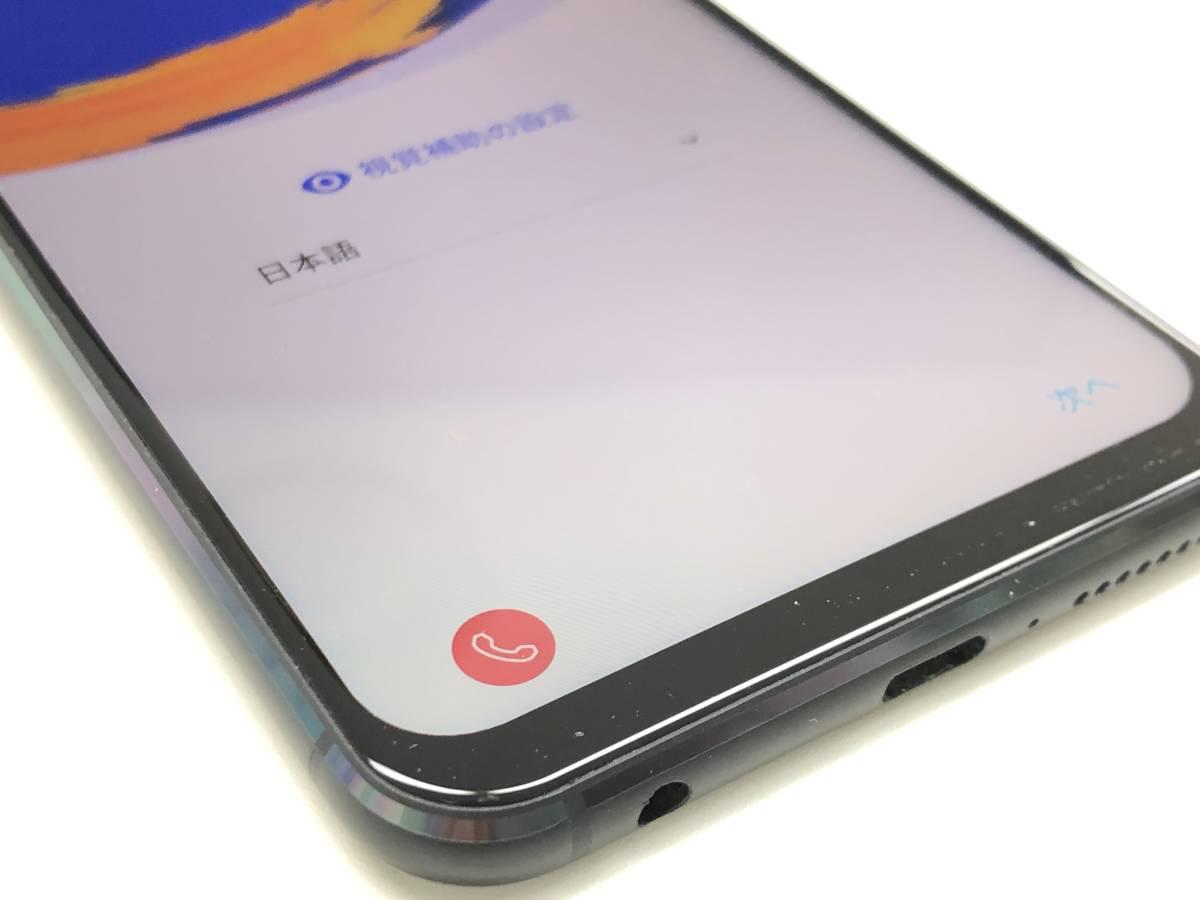 ◆◇国内版SIMフリー ASUS ZenFone 5 (ZE620KL) 6GB/64GB ブラック 中古美品◇◆_画像5