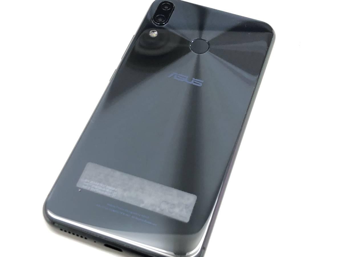 ◆◇国内版SIMフリー ASUS ZenFone 5 (ZE620KL) 6GB/64GB ブラック 中古美品◇◆_画像6