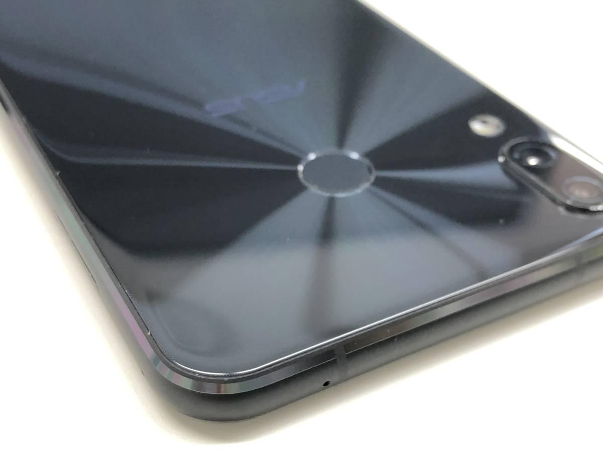 ◆◇国内版SIMフリー ASUS ZenFone 5 (ZE620KL) 6GB/64GB ブラック 中古美品◇◆_画像8