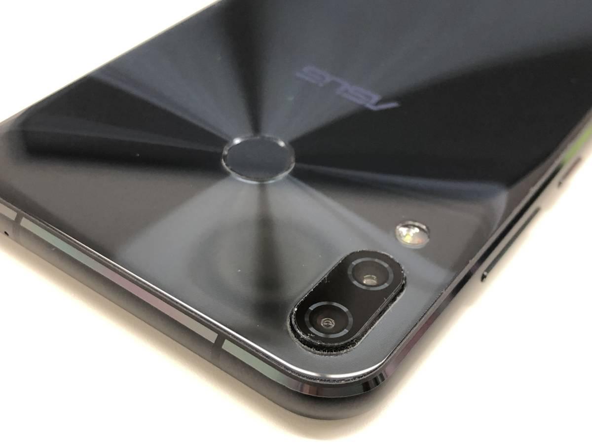 ◆◇国内版SIMフリー ASUS ZenFone 5 (ZE620KL) 6GB/64GB ブラック 中古美品◇◆_画像9