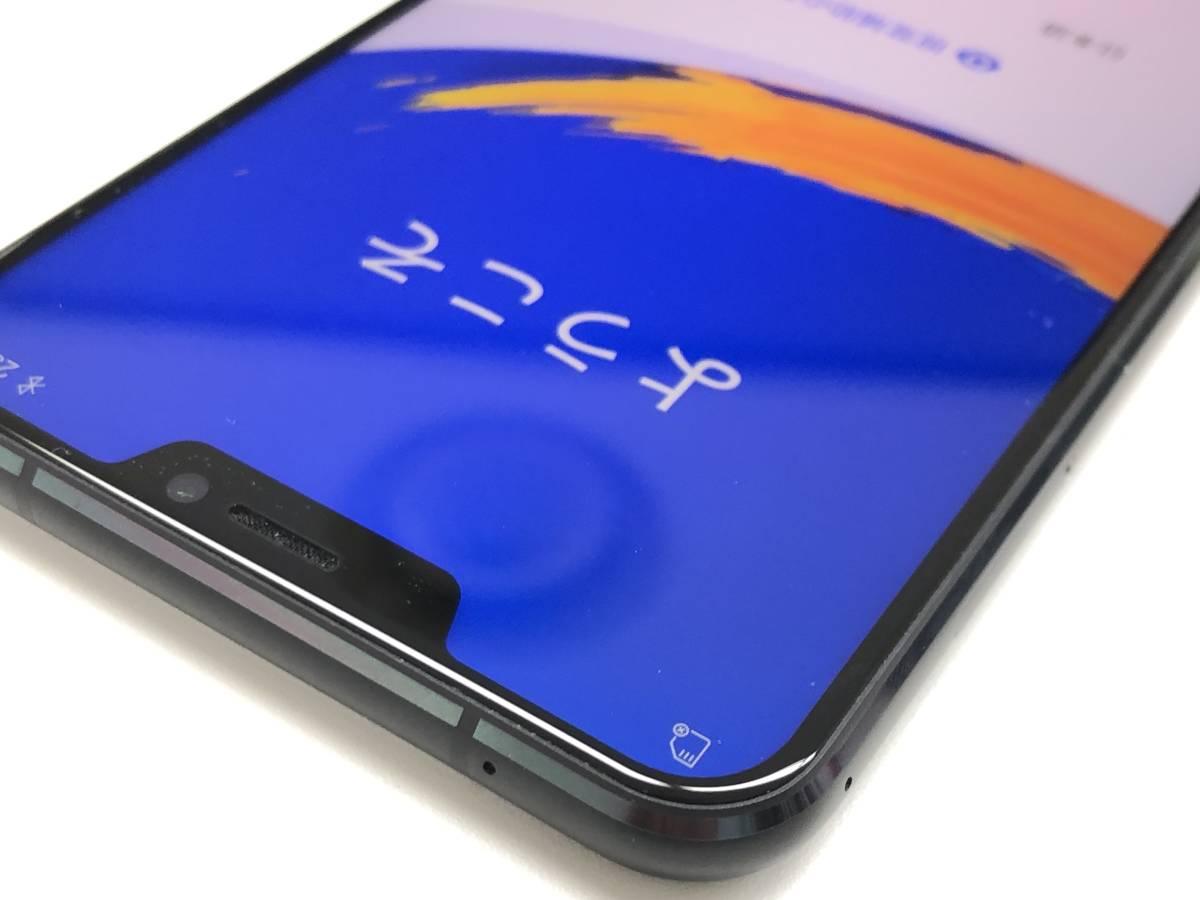 ◆◇国内版SIMフリー ASUS ZenFone 5 (ZE620KL) 6GB/64GB ブラック 中古美品◇◆_画像4