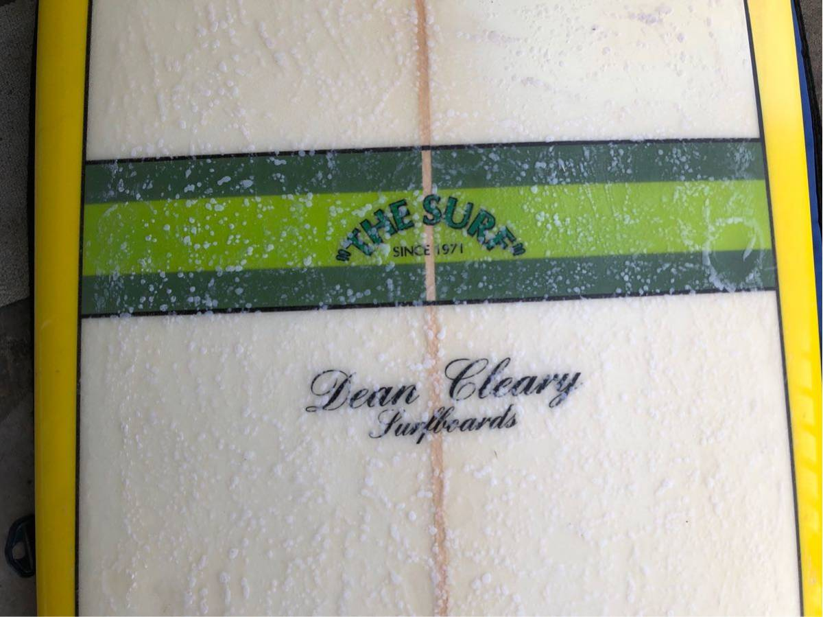 THE SURF DeanCleary 9'2 中古_画像3