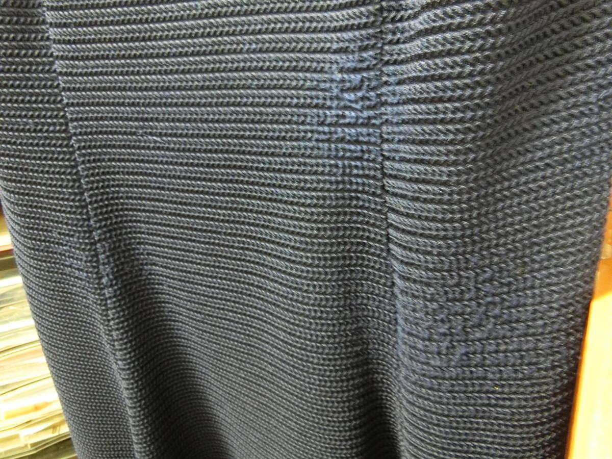 ■エコッ服■ ■エコっ服■ fu106 送料無料 ▲難あり アリスバーリー 織柄 キレイな しなやか 上品 ワンピース 9号_生地糸に痛みあり。