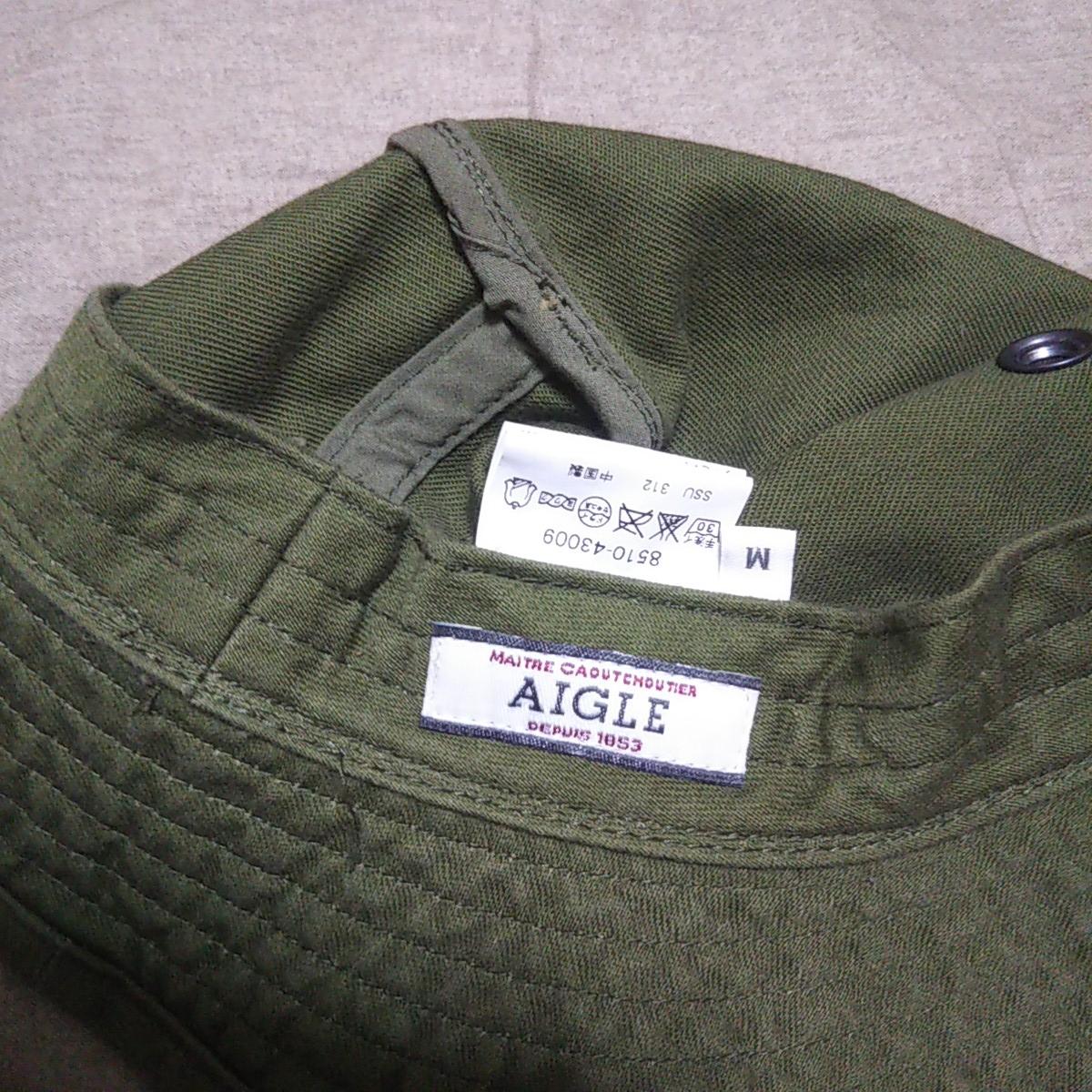 AIGLE ハット_画像3