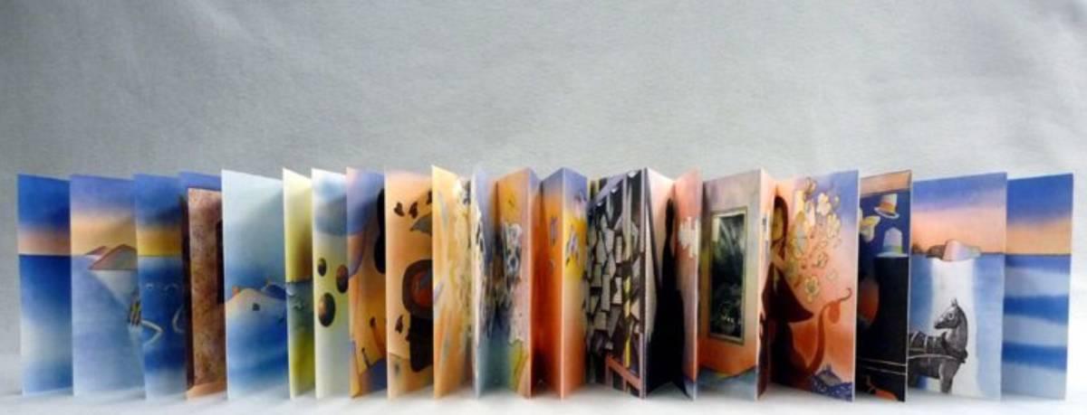 ■ARTBOOK_OUTLET■ 83-069 ★フォロン 作品 The Conversation JEAN MICHEL FOLON & MILTON GLASER 1983 コンテンポラリー アート 現代美術_画像9