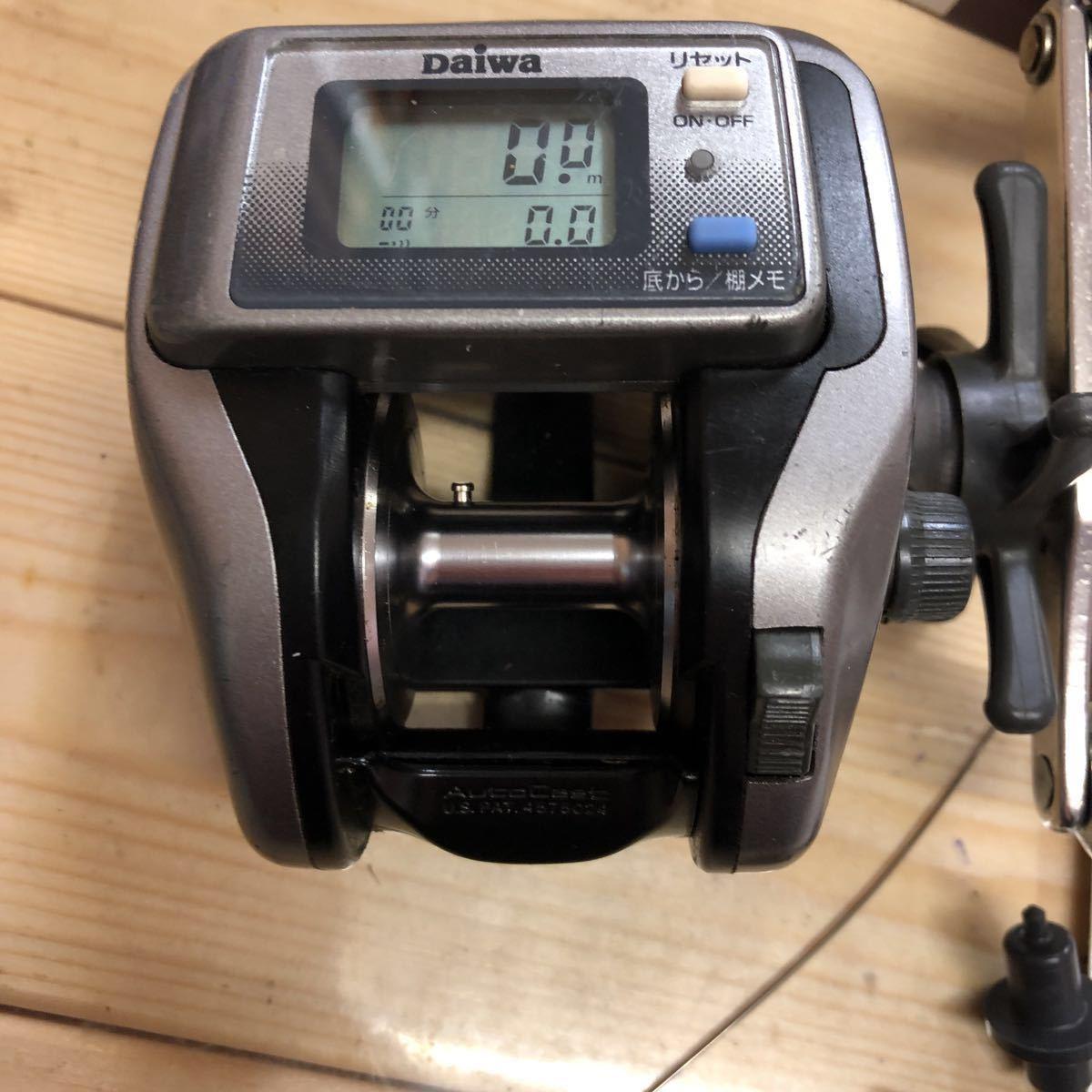 ダイワ タナセンサー S 250DX 早技_画像5