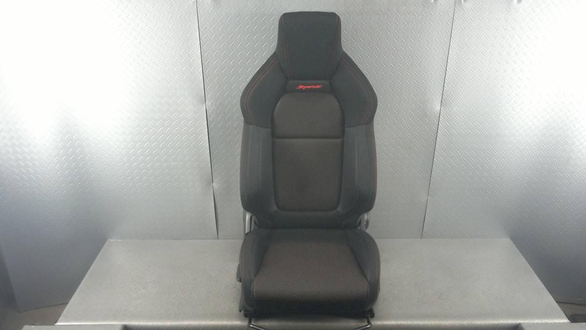 L43★ZC33S スイフトスポーツ 純正 シート 運転席 ドライバーシート ★