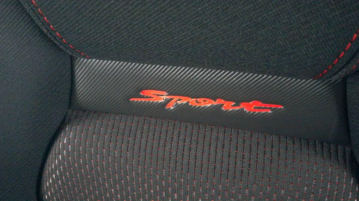 L43★ZC33S スイフトスポーツ 純正 シート 運転席 ドライバーシート ★_画像2