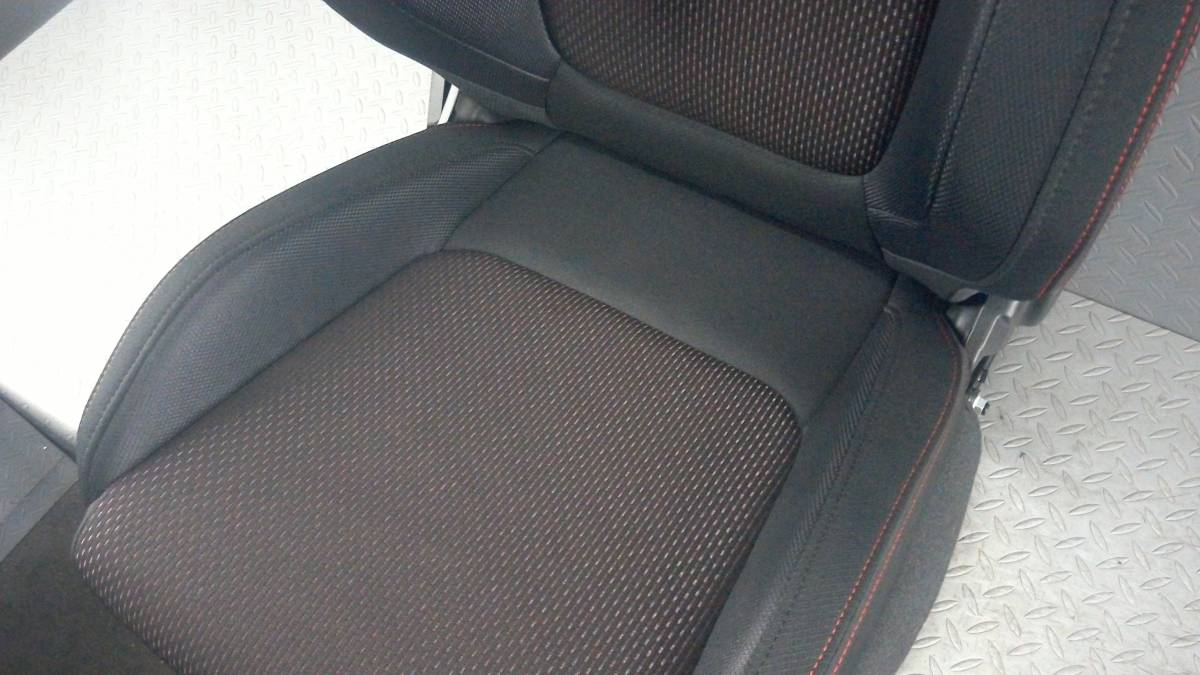 L43★ZC33S スイフトスポーツ 純正 シート 運転席 ドライバーシート ★_画像3