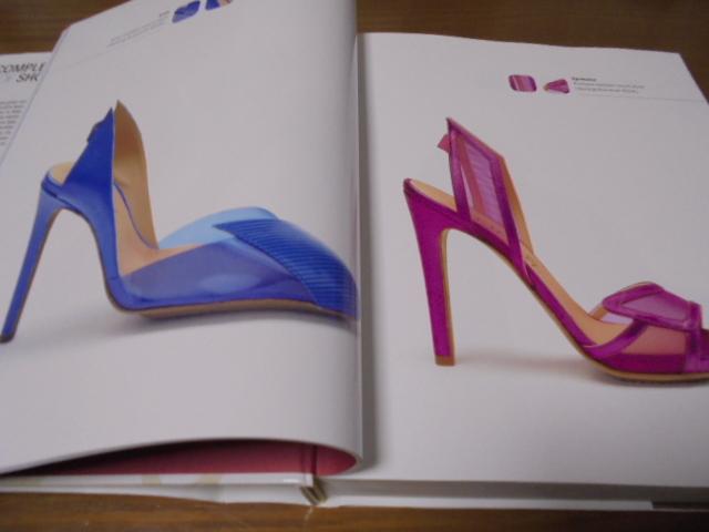 洋書The Complete Book of Shoes 世界のショーデザイナーシューズ写真集  豪華で贅沢な靴デザイン プロのワードロープ _画像2
