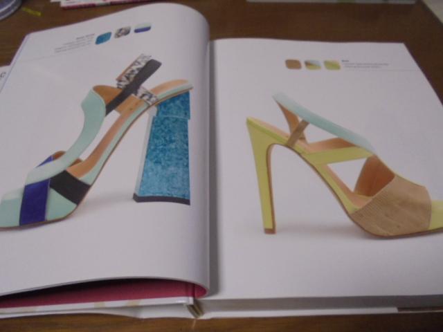洋書The Complete Book of Shoes 世界のショーデザイナーシューズ写真集  豪華で贅沢な靴デザイン プロのワードロープ _画像3