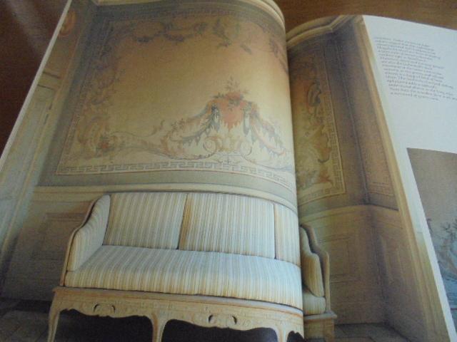 洋書Scandinavian Painted Decor  スカンジナビアンの装飾ペイント 家具 壁 天井 トールペイント ステンシル_画像3
