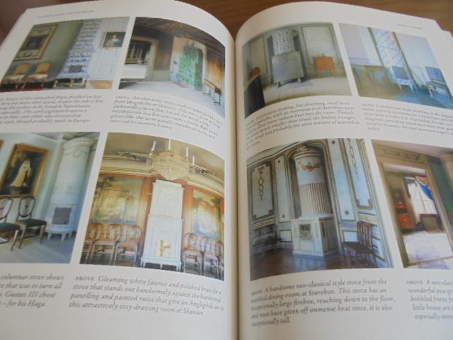 洋書Scandinavian Painted Decor  スカンジナビアンの装飾ペイント 家具 壁 天井 トールペイント ステンシル_画像6