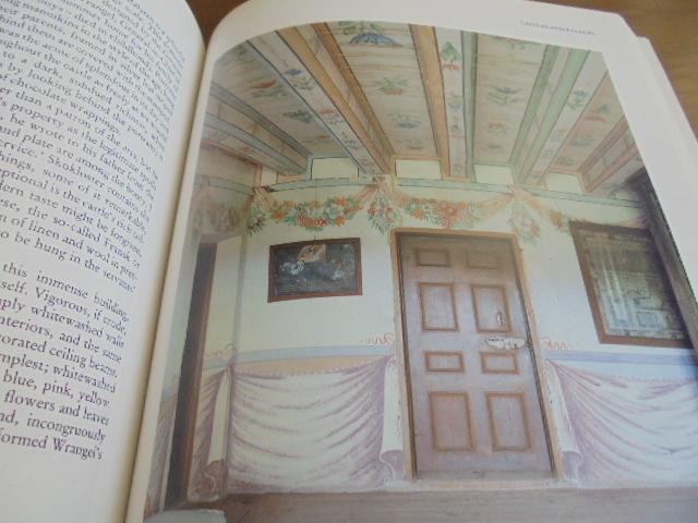 洋書Scandinavian Painted Decor  スカンジナビアンの装飾ペイント 家具 壁 天井 トールペイント ステンシル_画像9