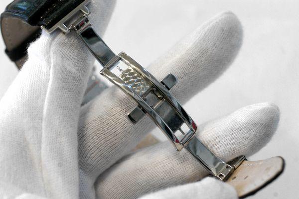 ○新品同様 CHARRIOL シャリオール CDT-82-1-81-DT01 アクター デュアル タイム ダイヤ レディース 腕時計 クオーツ T0066_画像7