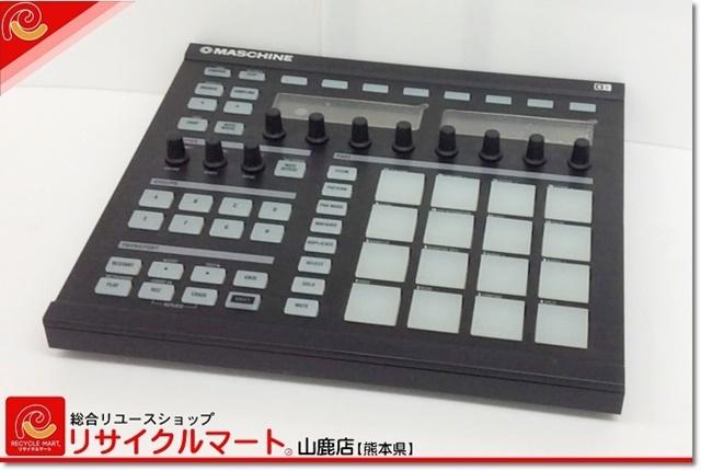 NATIVE INSTRUMENTS MASCHINE CONTROLLER ネイティヴインストゥルメンツ MIDIコントローラー