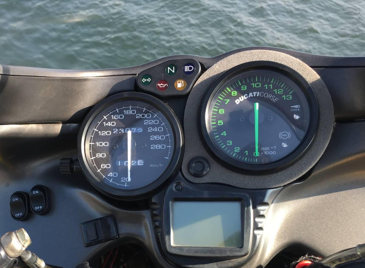 ドゥカティ ST4S ABS カスタム車 検2021.02.20 車検たっぷり_画像6