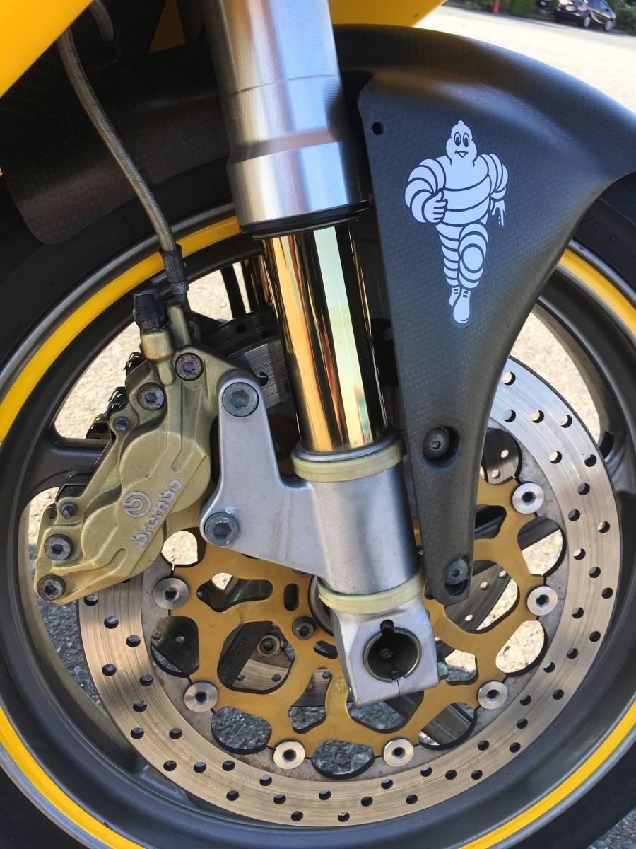 ドゥカティ ST4S ABS カスタム車 検2021.02.20 車検たっぷり_画像7
