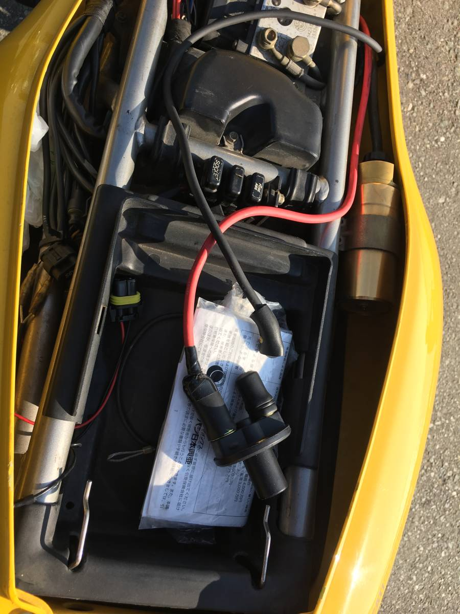 ドゥカティ ST4S ABS カスタム車 検2021.02.20 車検たっぷり_画像9