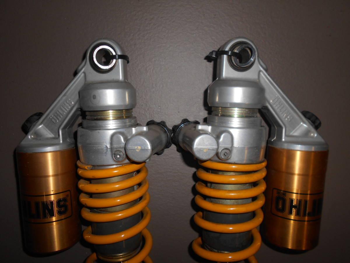 オーリンズ Z1Z2 Z750RS KZ1000MK2 XJR1300 XJR1200 V-MAX ゼファー1100 CB1300SF GSX1100S CB1000SF XJ750 GS750 CB900F_画像5