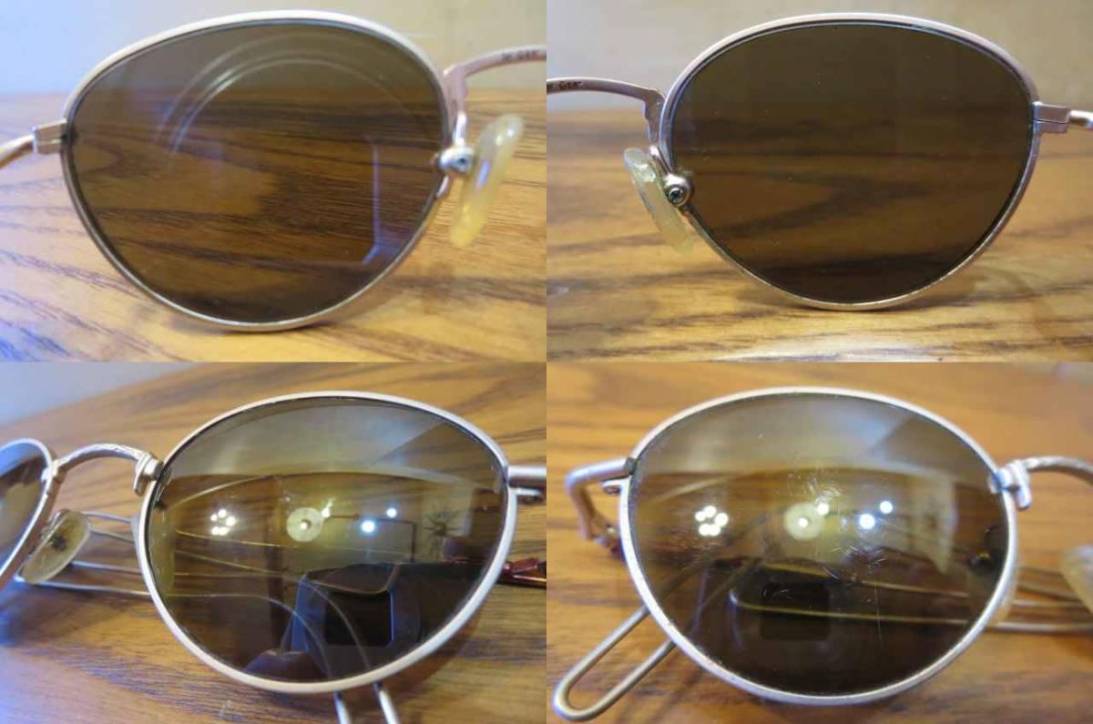 ビンテージ サングラス 眼鏡 50S 60S_画像10