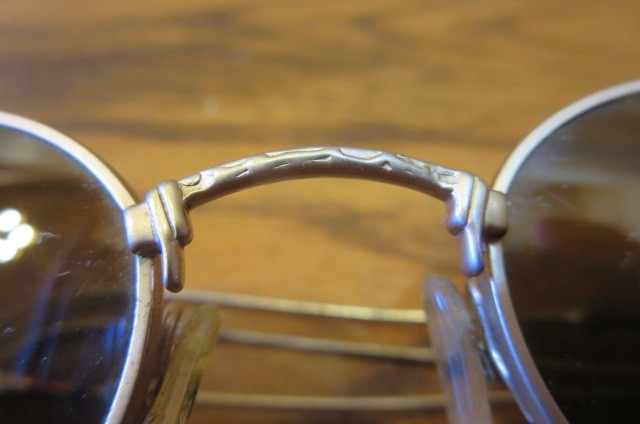 ビンテージ サングラス 眼鏡 50S 60S_画像2