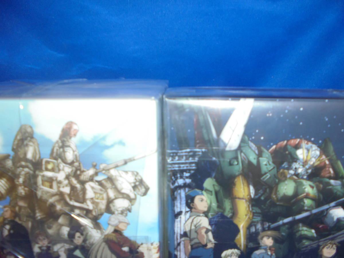 送料無料 新品未開封 BD 新機動戦記ガンダムW & 新機動戦記ガンダムW Endless Walts 劇場版 OVA Blu-ray BOX