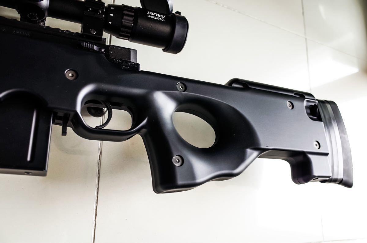 東京マルイ ボルトアクションライフル L96 AWS ブラックストック_画像7