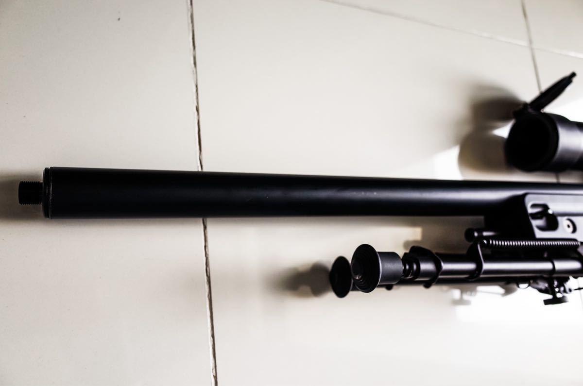 東京マルイ ボルトアクションライフル L96 AWS ブラックストック_画像9